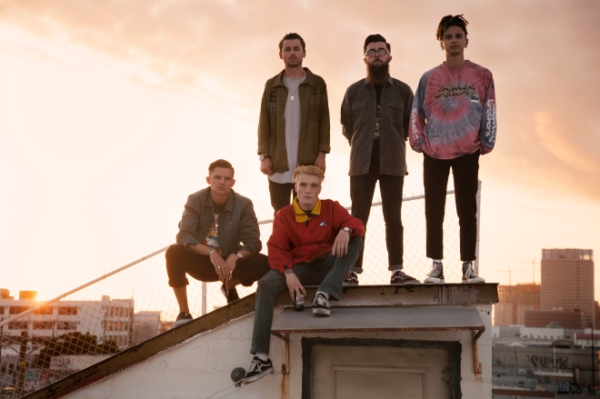 Neck Deep Promo Photo