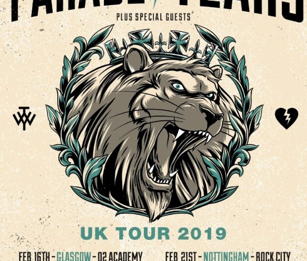 The Wonder Years and Mayday Parade Announce UK TourDates